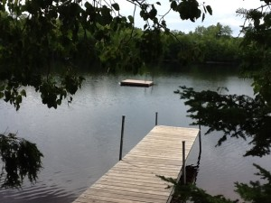 Margaret Lake is a private, no-wake lake. Perfect for those quiet get aways listening to the call of the loons at night.